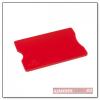 Protector bankkártya tartó, piros