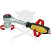 "PROXXON Crowa racsnis kulcs 1/4"" 52 fog ROTARY-forgó nyelű PROXXON (23.082)"