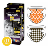 Pufies Trusted Trends 5 Junior pelenka, Value Pack, Moroccan Baby, 88 darab (3800024029813)