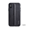 Puloka Style prémium hátlaptok Samsung G973 Galaxy S10, fekete