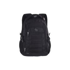 """Pulse Notebook hátizsák, 14"""", 2 részes, PULSE """"Neo"""", fekete számítógéptáska"""
