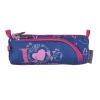 Pulse Tolltartó, cipzáras, PULSE  Blue Love , kék-rózsaszín