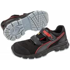 Puma Aviat Low NEW S1P ESD SRC Védőszandál munkavédelmi cipő