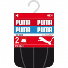 Puma boxer PUMA BASIC BOXER 2P 888869 11 férfi alsó