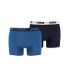 Puma férfi alsónadrág 2 darabos, Basic Boxer 2P
