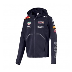 Puma Red Bull Racing fĂŠrfi pulóver Hoodie navy F1 Team 2018 - M