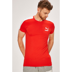 Puma - T-shirt - piros