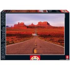 Puzzle - Monument Valley, Colorado fennsík, 1500 db puzzle, kirakós