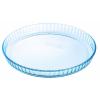 Pyrex 2988 gyümölcstorta forma üveg