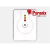 Pyronix BG16DF üvegtörés érzékelő, két frekvenciás, 6m, állitható érzékenység, állitható riasztás mód, teszt mód