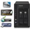 QNAP NAS TS-239 PRO II+, hálózati adattároló, szerver
