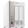 QNAP TS-251+-2G (NAS, 2HDD hely, SATA, CPU: Quad Core 2.42Ghz, RAM: 2GB, 2x RJ-45, 2x USB2.0, 2x USB3.0, HDMI)