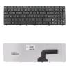 Qoltec Notebook billentyűzet Asus K52 K52J K52JK K52JR K52F