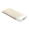 Qoltec POWER BANK CAFFEE 6000MAH LI-POLY