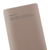 Qoltec POWER BANK COPPERY 8000MAH LI-POLY