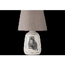 RÁBALUX Rábalux 4373 Dora asztali lámpa E27 max 40W bagoly világítás
