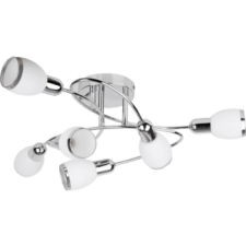 RÁBALUX Rábalux 6064 Elite Mennyezeti lámpa E14 6X40W, króm világítás