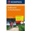 Radtouren in Deutschland + CD (Grosser Radtouren-Atlas) - K 585