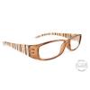 Raffa Designer krém olvasó szemüveg