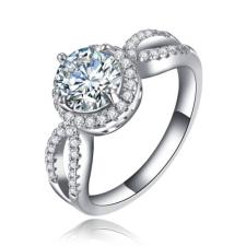 Ragyogj.hu Adriel - cirkóniaköves divatgyűrű gyűrű