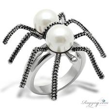 Ragyogj.hu PÓK & GYÖNGY - gyűrű gyűrű
