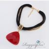 Ragyogj.hu Vörös szépség - nyaklánc