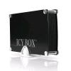 """RaidSonic 21408 RaidSonic ICY BOX IB-351STU3-B 3,5"""" külső mobil rack SATA fekete"""