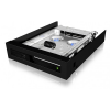 "RaidSonic IB-2217aStS - Mobile Rack for 2.5"" SATA HDD or SSD"