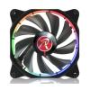 RAIJINTEK Auras 12 RGB LED 2db-os 120mm (0R400037)