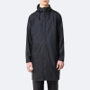 Rains Coat 1256 BLACK