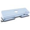 RAPESCO 720 négylyukú fém lyukasztó púder kék