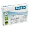 """Rapid Tűzőkapocs, 23/10, horganyzott, RAPID """"Standard"""" (E24869300)"""