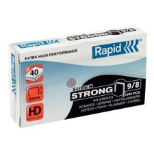 Rapid TŰZŐKAPOCS RAPID 9/20 /1000 SUPERSTRONG gemkapocs, tűzőkapocs