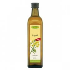 Rapunzel bio Repceolaj egyhe, szagtalanított olaj és ecet