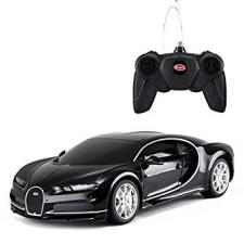 Rastar Bugatti Chiron távirányítós autó - 1:24 többféle színben rc autó