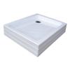 Ravak Kaskada Aneta 75x90 PU téglalap alakú akril zuhanytálca (A003701120)