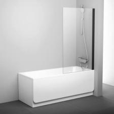 Ravak PVS1 kádparaván 80x140 fehér transparent 79840100Z1 kád, zuhanykabin