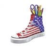 Ravensburger Amerika tornacipő 108 darabos 3D puzzle