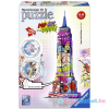 Ravensburger : Empire State Building pop art edition 216 darabos 3D puzzle