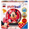 Ravensburger Ravensburger: Minnie egér 72 darabos gömb puzzle