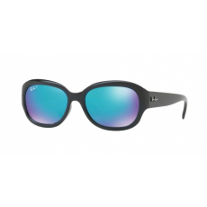 Ray-Ban B4282CH 601/A1 BLACK GREEN MIRROR BLUE POLAR napszemüveg