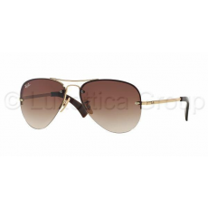 Ray-Ban RB3449 001/13 ARISTA BROWN GRADIENT napszemüveg