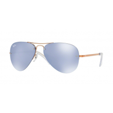 Ray-Ban RB3449 90351U COOPER BLUE FLASH LILAC napszemüveg