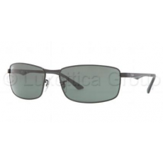 Ray-Ban RB3498 002/71 BLACK GREEN napszemüveg