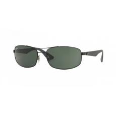 Ray-Ban RB3527 006/71 MATTE BLACK GREY GREEN napszemüveg