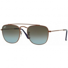 Ray-Ban RB3557 900396 DARK BRONZE BLUE GRADIENT BROWN napszemüveg