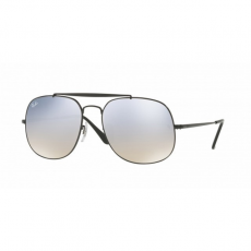 Ray-Ban RB3561 002/9U BLACK GRADIENT BROWN MIRROR SILVER napszemüveg