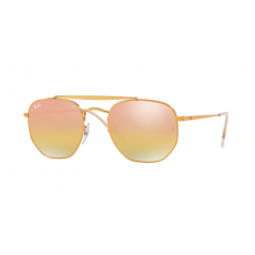 Ray-Ban RB3648 9001I1 LIGHT BRONZ MIRROR PINK GRADIENT ORANGE napszemüveg