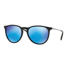 Ray-Ban RB4171 601/55 ERIKA BLACK LIGHT GREEN MIRROR BLUE napszemüveg