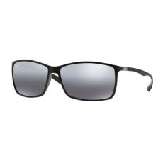 Ray-Ban RB4179 601S82 LITEFORCE MATTE BLACK GRAY MIRROR SILVER POLAR napszemüveg